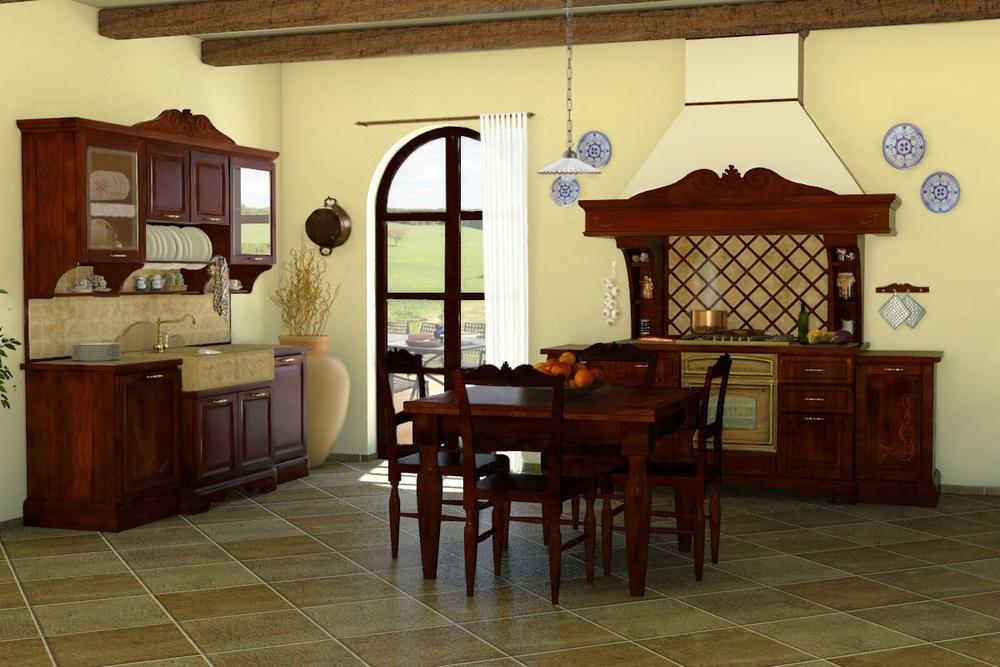 Cucine della nonna consigli all 39 arredo della casa for Consigli arredo casa